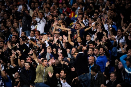 Фенове на Реал (М) отнесоха глоби