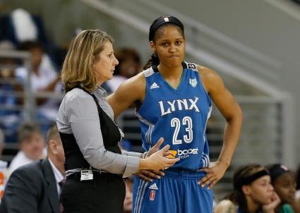 Минесота е новият шампион на WNBA