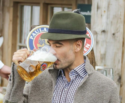 Който падне в Байерн, купува бира