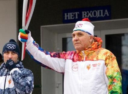 Трагедия! Факлоносец почина от инфаркт след участието си в олимпийската щафета