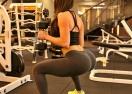 """Фитнес модел с най-прочутото дупе в """"Instagram"""" (галерия)"""