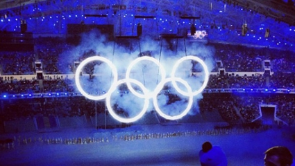 Щафетата с олимпийския огън пристигна в Сочи