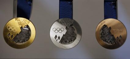 Рекорден брой медали за Сочи