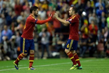 Испания ще играе контрола срещу Боливия в края на май