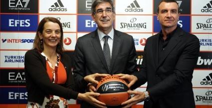 """""""Армани"""" ще спонсорира """"Файнъл фор"""" на Евролигата"""