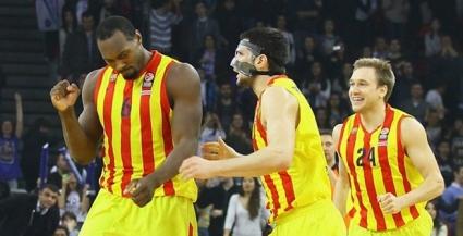 Барселона с осма поредна победа във втората групова фаза на Евролигата