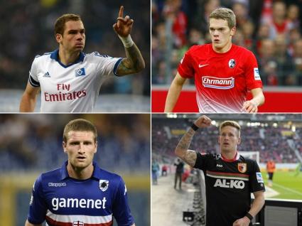 Четирима дебютанти в Бундестима