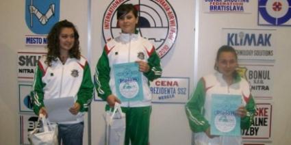 Отличен старт за България на европейското първенство по спортна стрелба