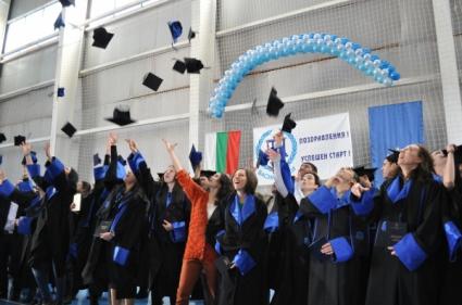 Олимпийската шампионка Тереза Маринова получи диплома от НСА