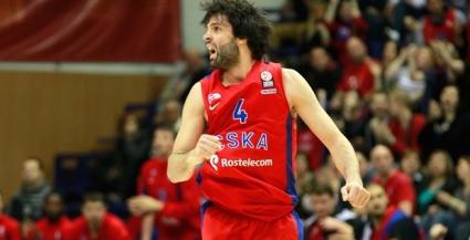 ЦСКА победи трудно Локомотив в Евролигата