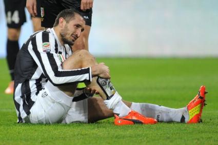 Киелини почти сигурно пропуска гостуването на Милан
