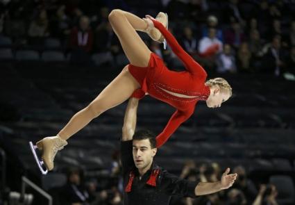 Елисавета Макарова и Лери Кенчадзе спечелиха титлата при спортните двойки