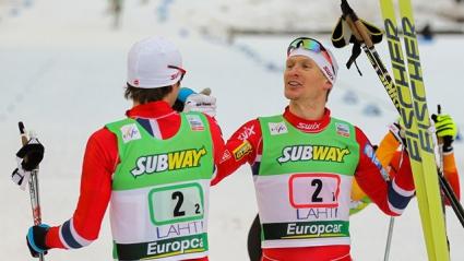 Норвегия спечели отборната надпревара на Световната купа по ски северна комбинация в Лахти