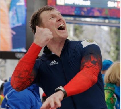 160 800 евро взе Александър Зубков от Мордовия за двата златни медала в Сочи