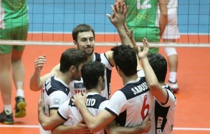 Ники Николов на полуфинал в Иран