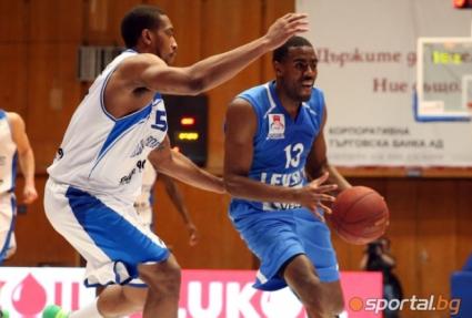 БФ Баскетбол наложи наказания заради преиграния мач Рилски спортист - Левски
