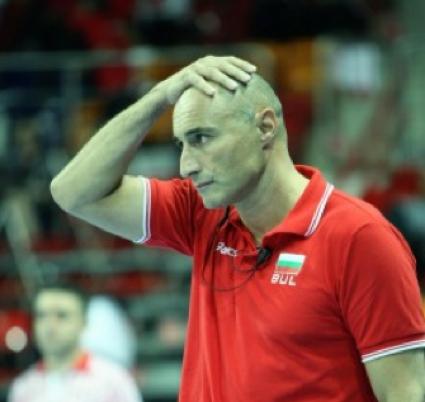 Волейболистките в шок от смяната на Марчело Абонданца