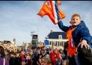 Десетки хиляди посрещнаха холандските олимпийци в Ассен