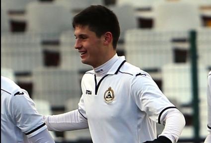Стефан Велков поднови тренировки със Славия