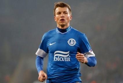 Капитанът на Украйна се разминал с трансфер в Русия