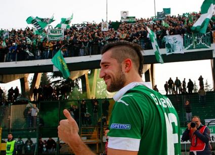 Новото оръжие на националния отбор: Дължа всичко на италианския футбол