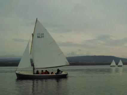 """Екипаж на ЯК """"Порт Бургас"""" спечели 58-мата ветроходна регата """"Трети март"""""""