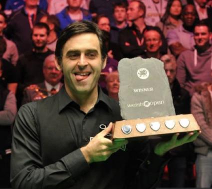 Без промени в Топ 3 след Welsh Open, О'Съливан прогресира