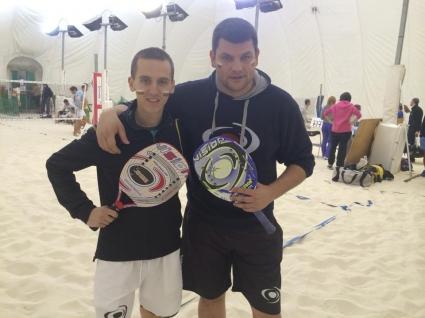 Българи спечелиха турнир по плажен тенис във Франция