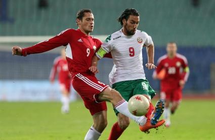 Попов: Беше ми мечта да имам съотборник българин