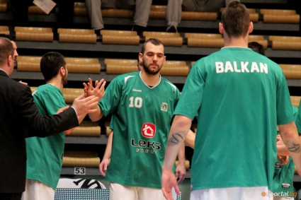 Балкан с пореден успех в Балканската лига