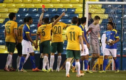 Еквадор обърна Австралия от 0:3