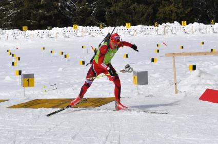 Синапов се класира 22-и в индивидуалния старт на 15 километра