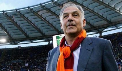 Човекът със задачата за новия стадион пристигна в Рома