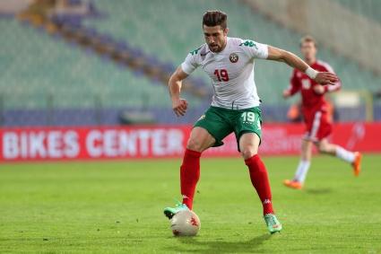 Новият таран на България: Не говорихме много с Пенев, искам да съм част от отбора