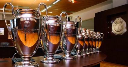 Реал Мадрид празнува 112 години слава (статистика+видео)