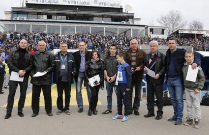 Левски обяви кои бивши играчи ще награди по време на дербито