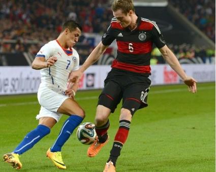 Германски национал ще липсва шест седмици