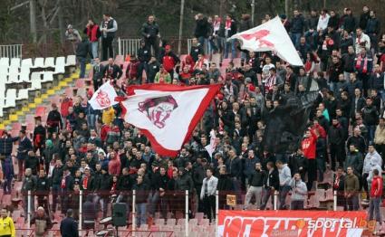 Феновете на ЦСКА няма да правят шествие за вечното дерби