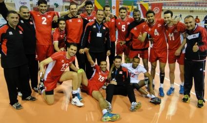 Тунис се класира на световното