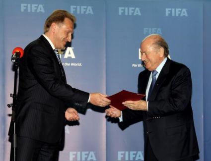 Искат Мондиал 2014 без Русия заради Украйна