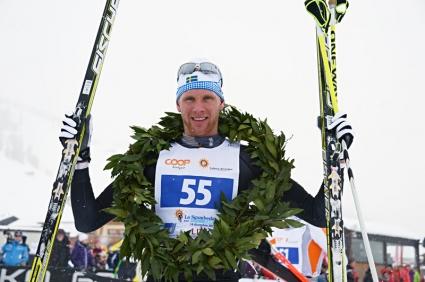 Даниел Рихардсон спечели на 50 км класически стил