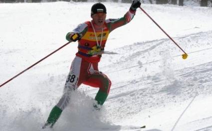 Беломъжев завърши четвърти в спринтовата дистанция на европейското