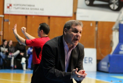 Николай Боруков: Радвам се, но искам да играем по-стойностен баскетбол