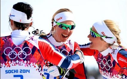 Бьорген спечели бягането на 30 км за СК