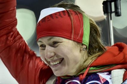 Домрачова спечели масовия старт от Световната купа