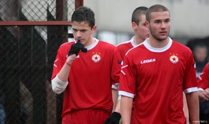 Юношите на ЦСКА с три победи през последните два дни