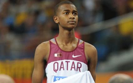 Баршим спечели титлата на скок височина с рекорд на Азия