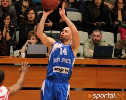 Рилецо се измъчи срещу аутсайдера Черноморец