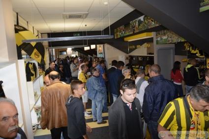 Ботев започва продажбата на билети за мача с Левски