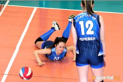 Плейофите при волейболистките започват на 12 март, Левски почива